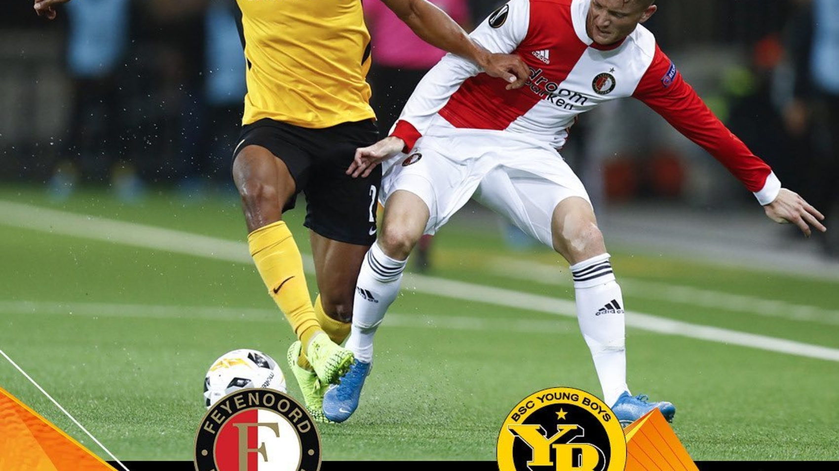 Feyenoord gg YB